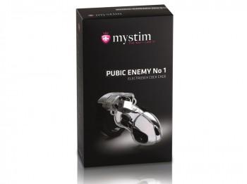 Mystim Pubic Enemy No 1 Reizstrom Peniskäfig