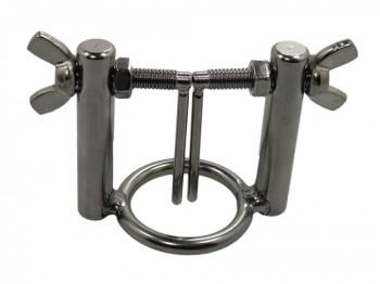 CBT Harnröhrenspreizer mit Eichelring Penisspreizer
