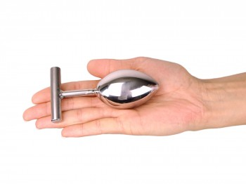 Buttplug Anal-Pflaume kurz (Ø 40 mm)