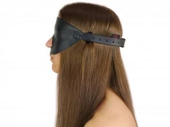 Extrem Gangbang Blindfold Augenbinde Echtleder