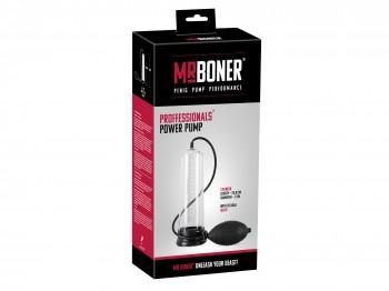 Penispumpe Mister Boner Professionals