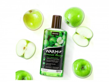 Warm-up Massageöl Apfel 150ml
