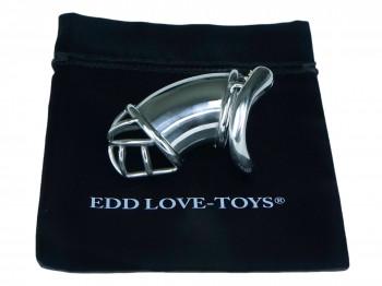EDD Forgo Peniskäfig aus 304 Edelstahl