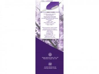 Pure Lilac Vibes Dual Motor Vibrator