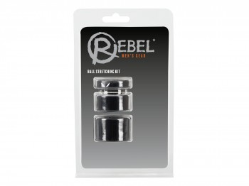 Rebel Ball Stretching Kit schwarz