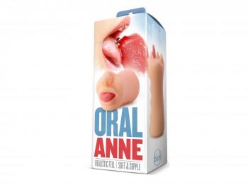Oral Anne Mastrubator