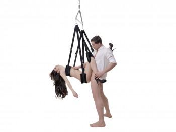 Love Swing Liebes-Schaukel schwarz
