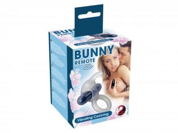 Bunny Remote Vibro-Cockring mit Fernbedienung