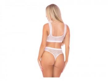 Clothing Optional Set weiß