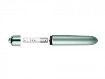 Rocks-Off Touch of Velvet Minivibrator grün 10 cm