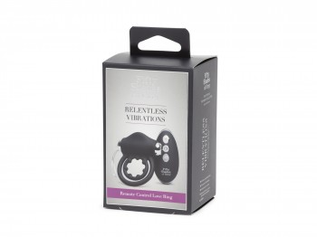Relentless Vibrations Remote Control Love Ring Vibro-Ring