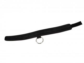 Bad Kitty Halsband und Flogger schwarz