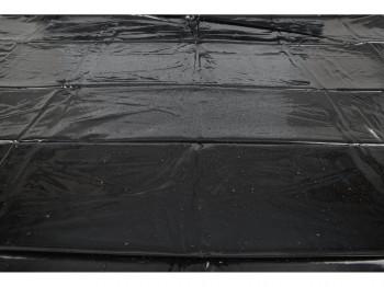 Fetisch Collection Lack-Laken schwarz 200 x 230 cm