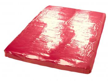 Fetisch Collection Lack-Laken rot 200 x 230 cm