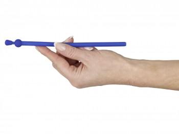 Penisplug Piss Play Large blau 19 cm