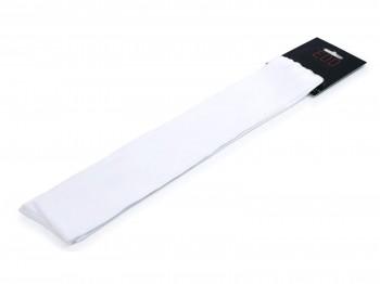 Premium Satin BDSM Augenbinde Weiß