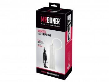 Penispumpe Mister Boner Easy Grip Pumpe
