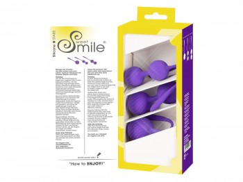 Sweet Smile 3 Kegel Training Balls