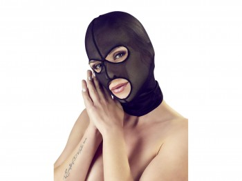 Bad Kitty Kopfmaske aus Powernet