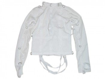 Zwangsjacke Asylum Patient Straight Jacket XL