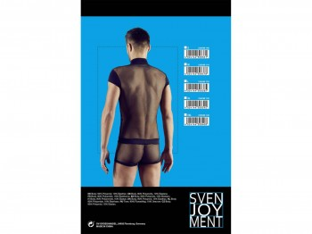 Sven Joyment Kurzbody mit Harness-Optik