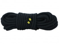 10m Bondage-Seil Baumwolle schwarz