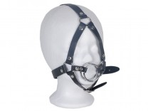 Harness Knebel mit Doppel-Ring