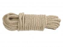 Basic Hanfseil Bondage-Seil 10m
