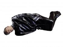 Fetish Colletion Bondage Sleeping Bag schwarz