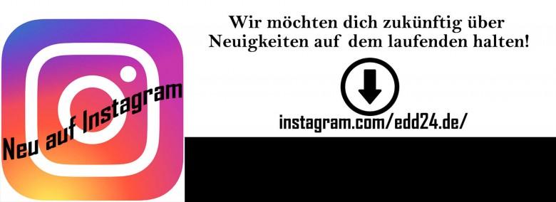 Neu auf Instagram