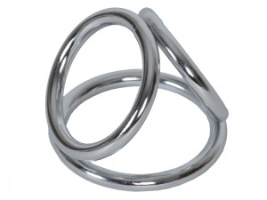 Triple-Penisring Cockring small