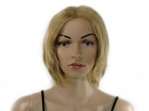 Perücke schulterlang blond