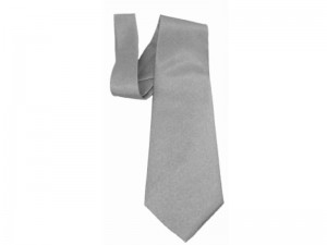 The Grey Tie Bondage Fessel Krawatte