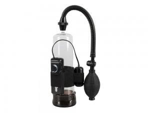 Power Pump Penispumpe mit Vibration