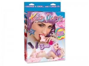 Gummipuppe Liebespuppe Katy Pervy