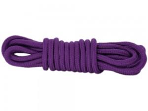 5m Bondage-Seil Baumwolle lila
