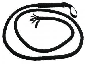 Lady Bull Whip Arabische Bullenpeitsche schwarz