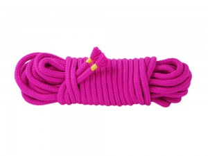 10m Bondageseil Pink