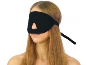 Extrem Gangbang Blindfold Augenbinde Leinen