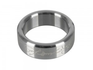 Cock Ring Steel Gr. M (45mm)