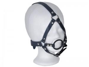 Bondage Harness Knebel mit O-Ring