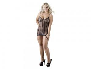 Minikleid in schwarz Gr. S-L