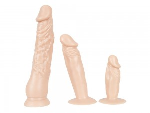Anal-Training-Set Dildos 3tlg.