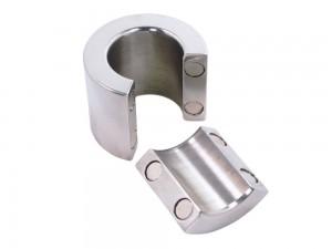 48 mm Edelstahl Ballstretcher magnetisch Gr.L