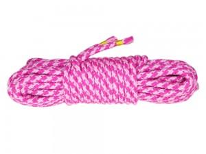 10m Bondageseil 2-farbig Rosa Pink