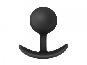Luxe Wearable Vibra Plug schwarz