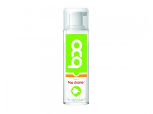 BOO Toy Cleaner Lemon Schaum 160ml