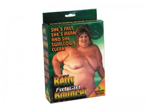 Gummipuppe Liebespuppe Betty Bouncer Fat Girl