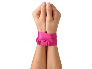 StrapEase einstellbare Bondage-Gurte pink