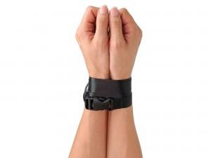 StrapEase einstellbare Bondage-Gurte schwarz